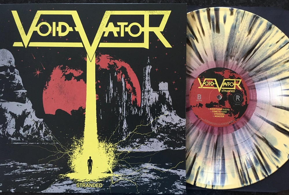 Image of Void Vator - Stranded Deluxe Vinyl Editions
