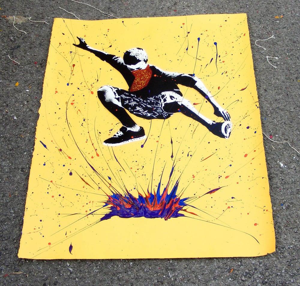 "Image of ""Bomb It...."" - Yellow"