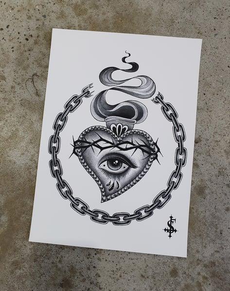 Image of Sacred Heart
