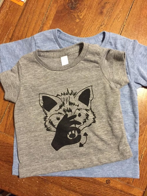 Image of FOX SHIRT