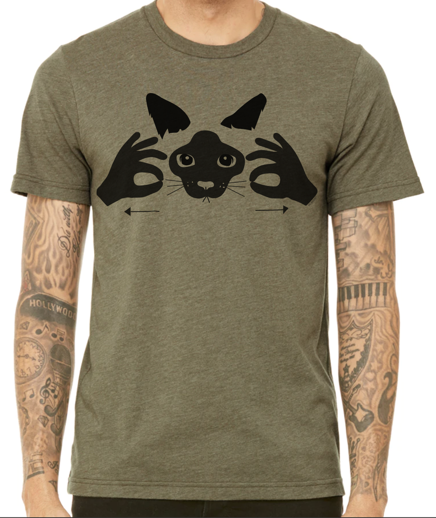 Image of CAT SHIRT