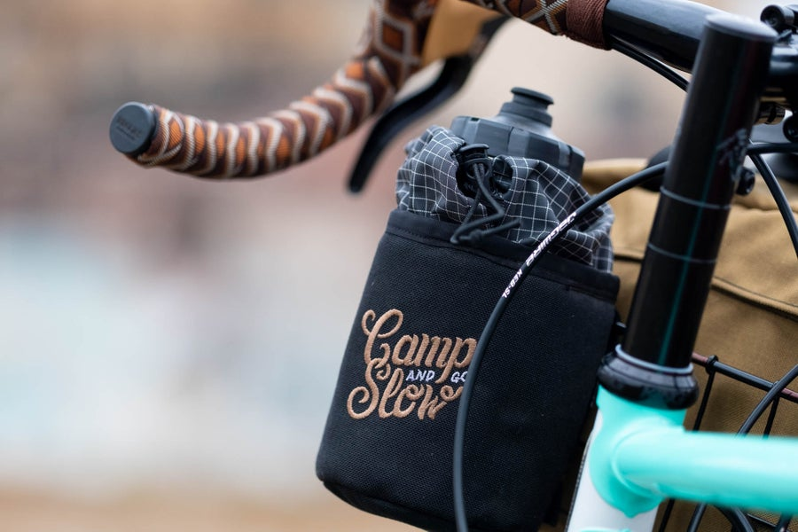 Image of Swift Industries X Camp And Go Slow Sidekick Pouch