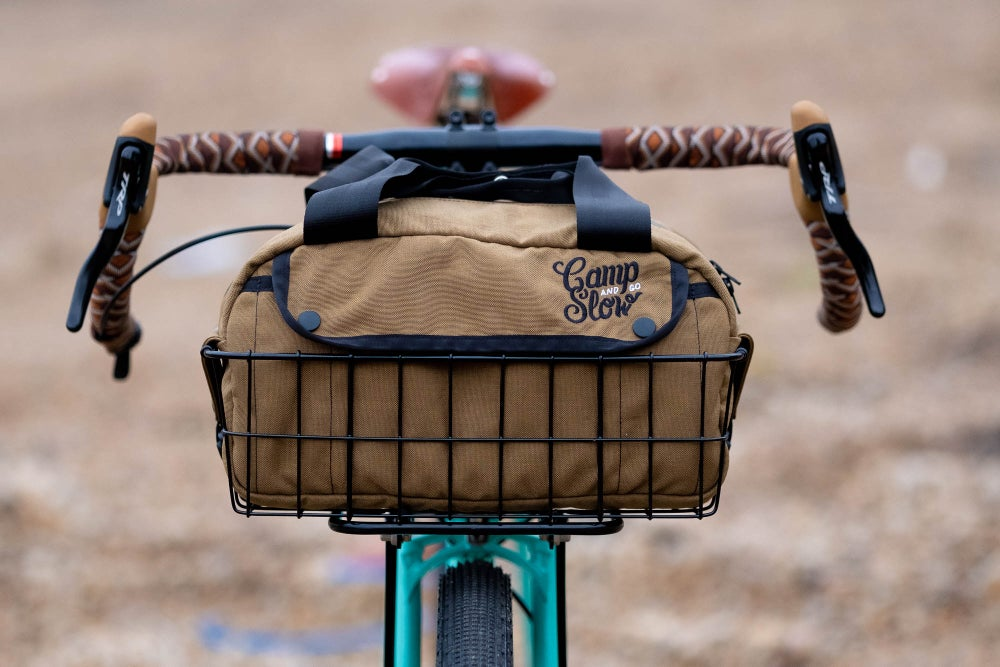 Image of Swift Industries X Camp And Go Slow Sugarloaf Bag