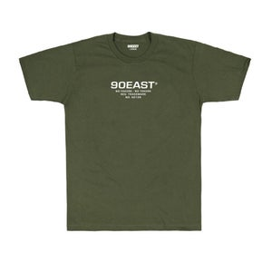 Image of 90East BDU Tee Olive Green