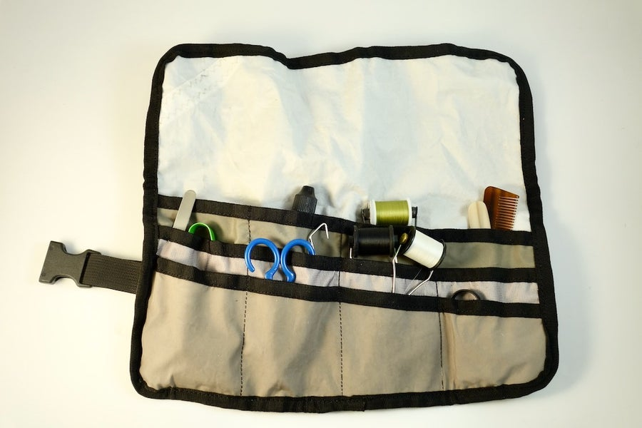 Image of Fly Tyer's Tool Roll