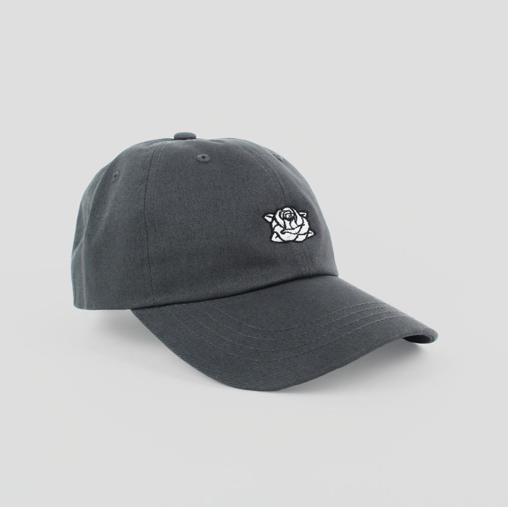 SWARM ROSE CAP (GREY)