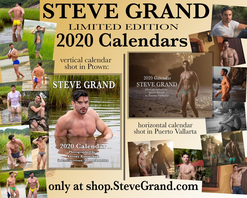 Image of 2020 Calendars LIMITED EDITION