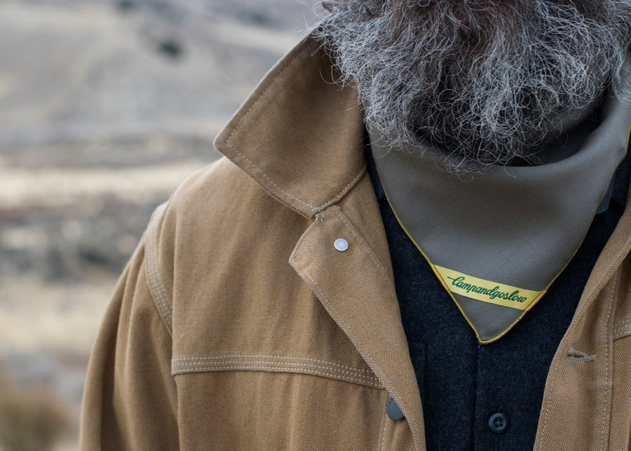 Image of Woolly Bandit Neckerchief