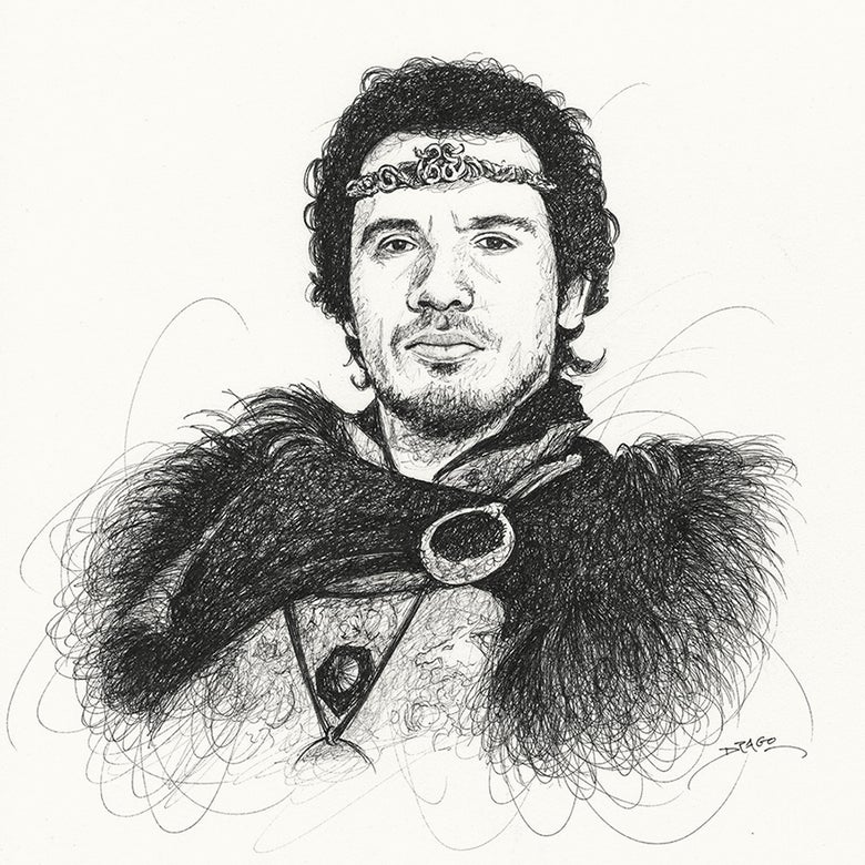 Image of Alexandre Astier Doodle