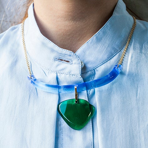 Image of NECKLACE N409