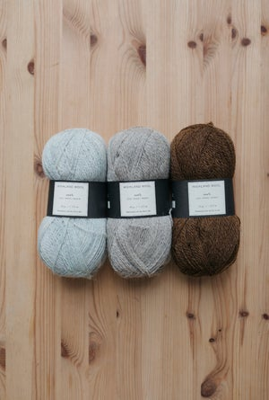 Image of Highland Wool de Isager