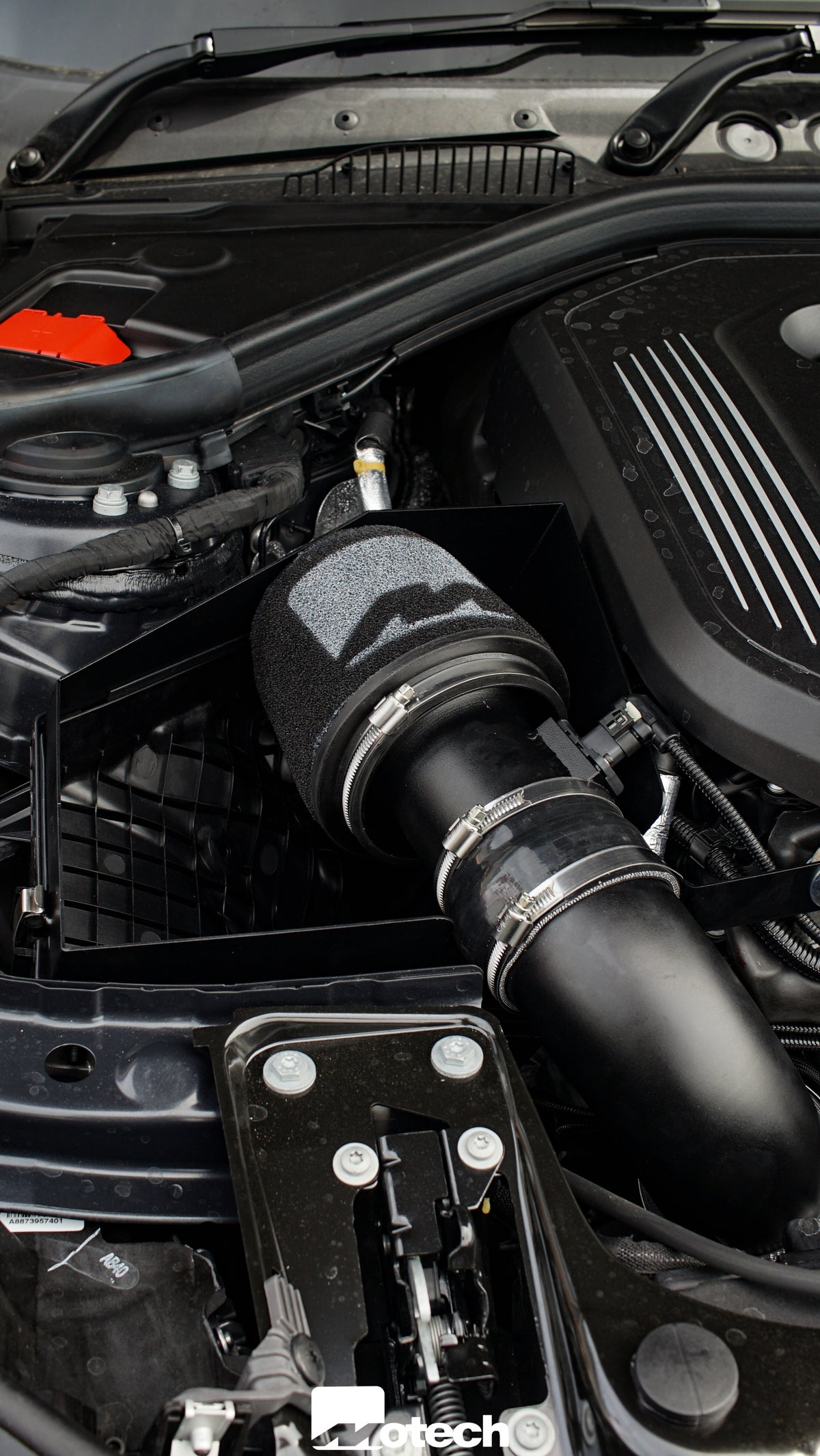 Image of Motech Pipercross Intake M140/M240/340/440 BMW B58
