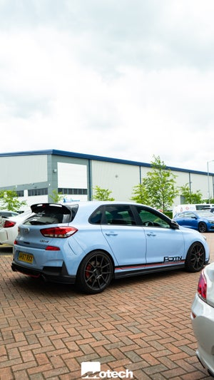 Image of Hyundai i30N Eibach Lowering Springs