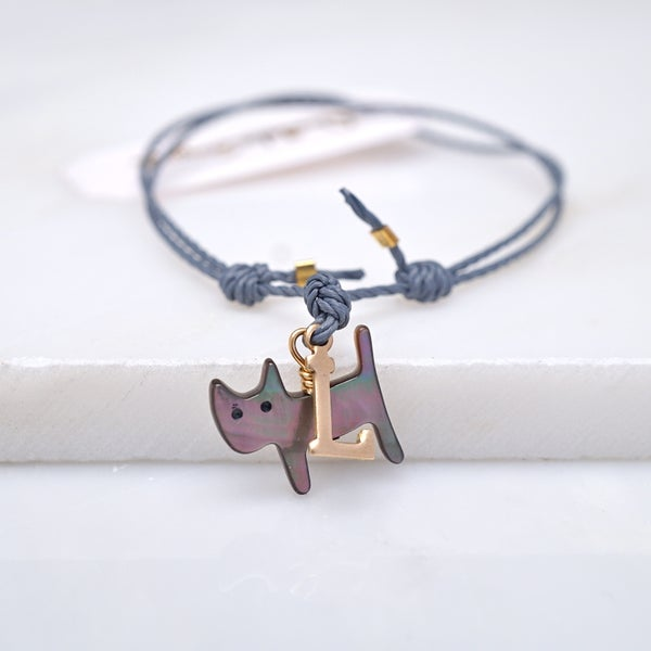 Image of Cat friendship bracelet