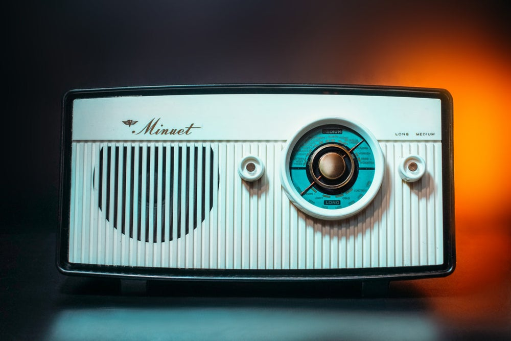 Image of MINUET QB20 (1959) RADIO D'EPOCA BLUETOOTH
