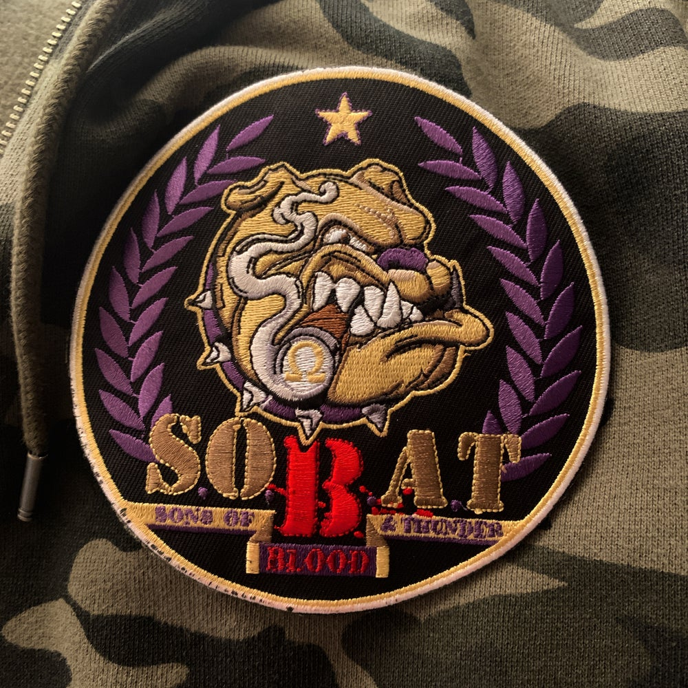Image of S.O.B.A.T. Patch