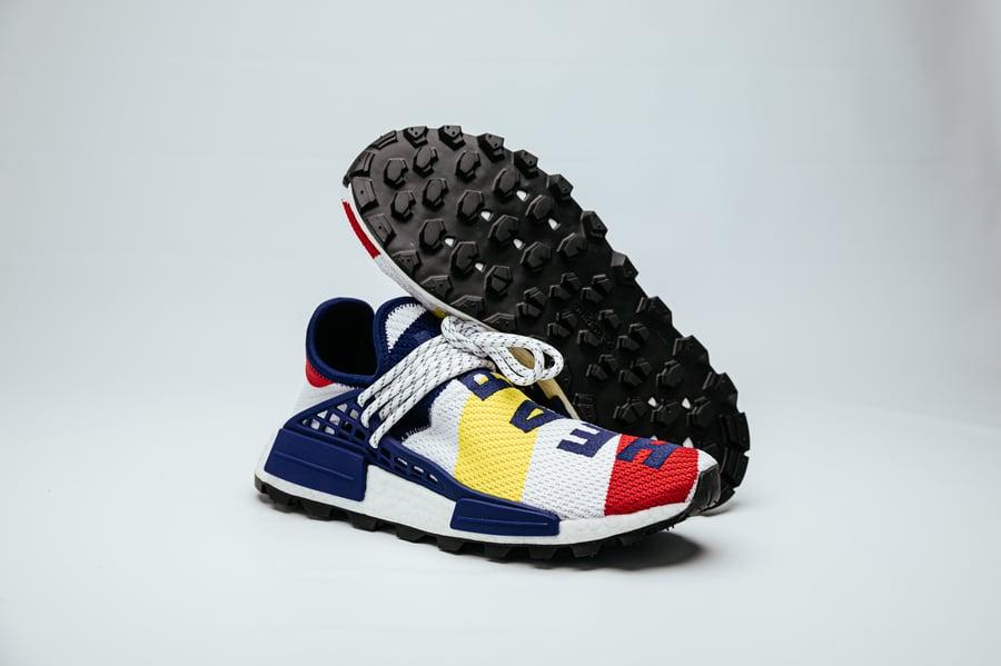 Image of Adidas NMD HU - Pharrell BBC