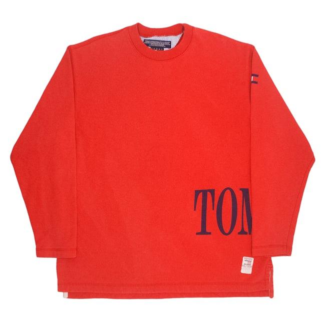 Image of Tommy Hilfiger Vintage Sweatshirt Size L