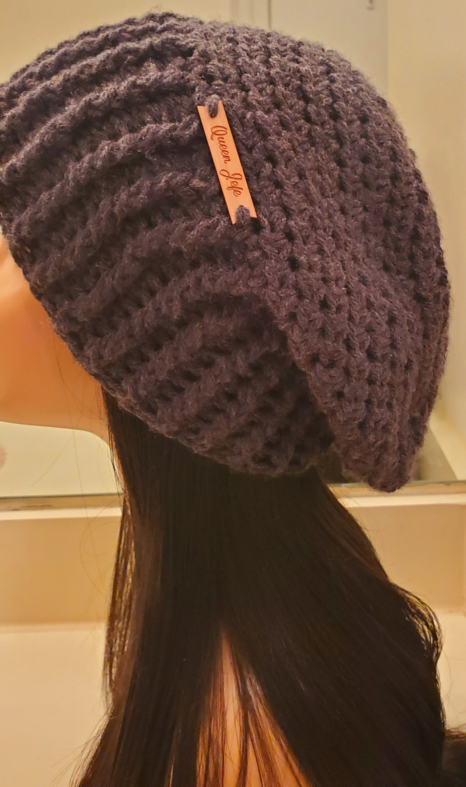 Image of Wide-Brim Slouch Hat