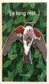 Dead Bird Enamel Pin
