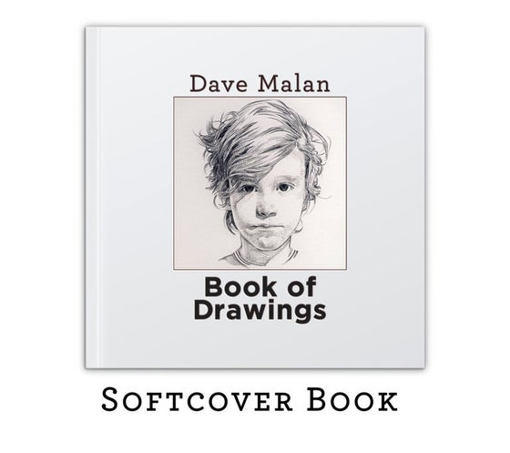 Image of Softcover Book of Drawings