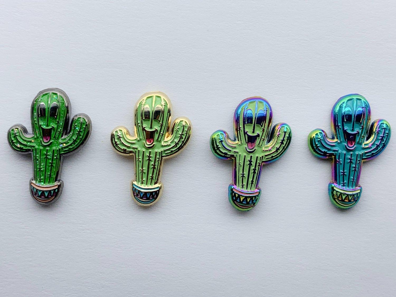 Completely Bonkers - Mini Cactus