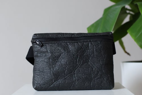 Image of Belt Bag BLACK ON BLACK