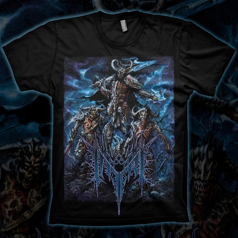 Image of INFERI - Stormbreaker T-Shirt