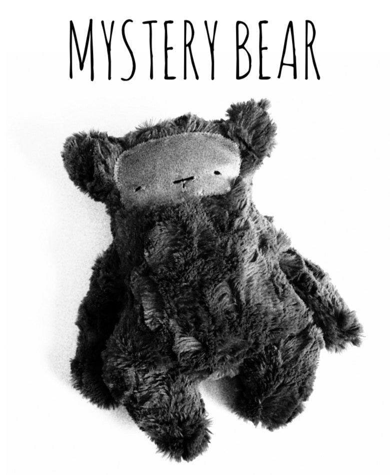 Image of **NEUTRAL MYSTERY BEAR PREORDER**