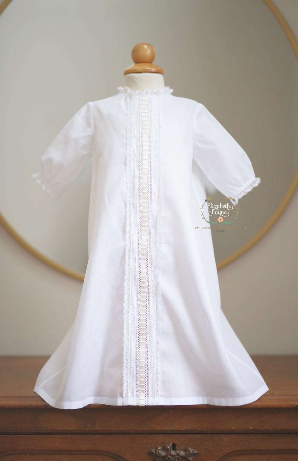 Image of Prescott Heirloom Day Gown