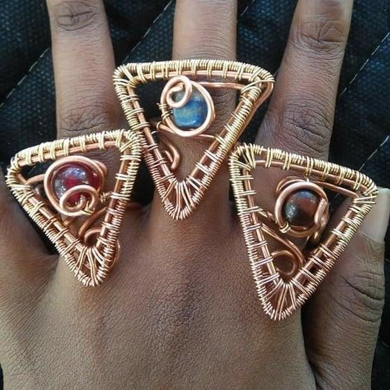 Image of Pyramid Rings