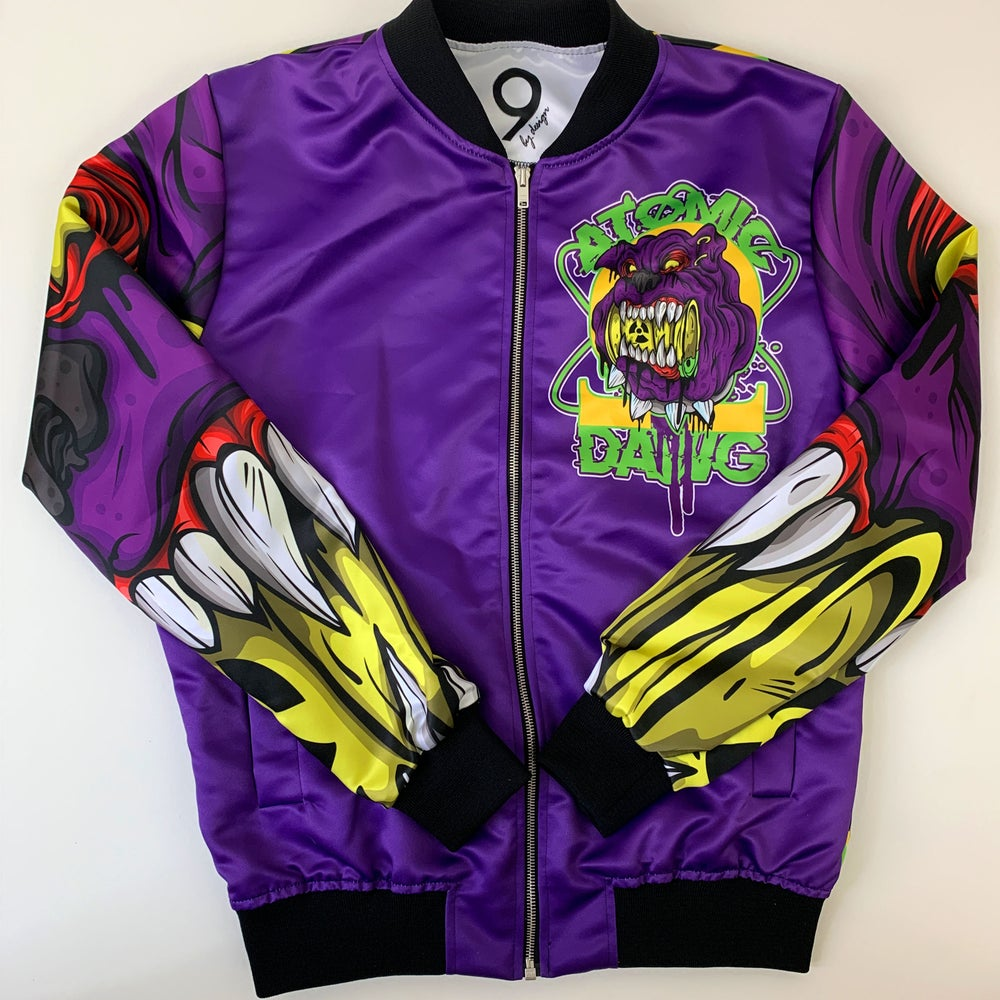 Image of Atomic Bomber Jacket I