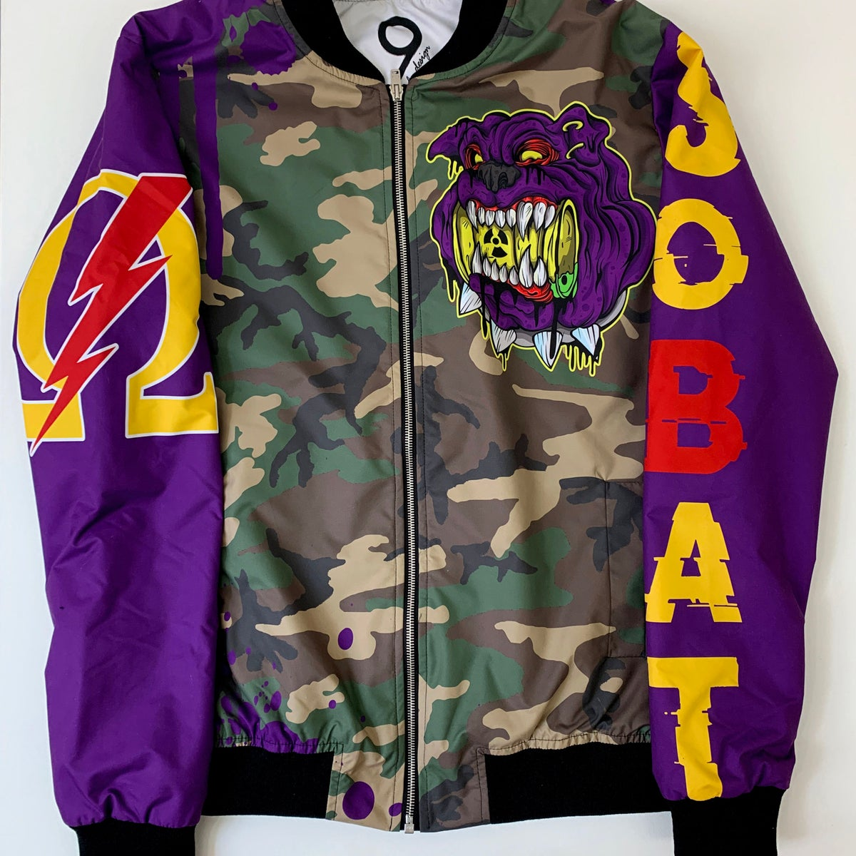 Image of Atomic Bomber Jacket II