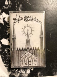 Image of Into Oblivion - Creation Of A Monolith - CS94