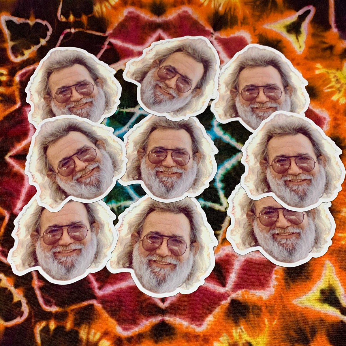 "3"" Jerry Smiling Magnets!"