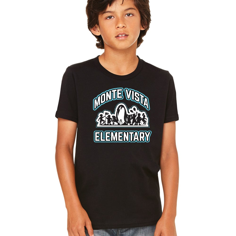 Image of Monte Vista Elementary - Youth Shirt