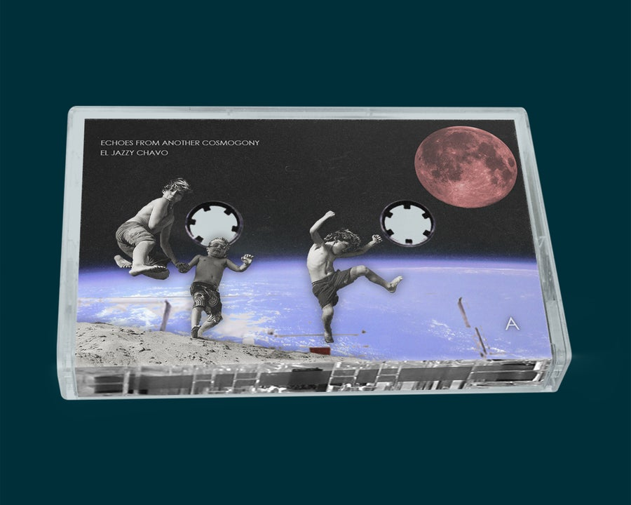 Image of El Jazzy Chavo - Echoes From Another Cosmogony (Cassette)