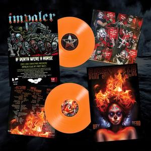"Image of Ripsnorter/Impaler Split 12"" EP"