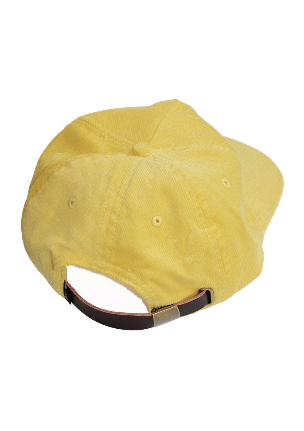 Image of Mustard Cord Cap