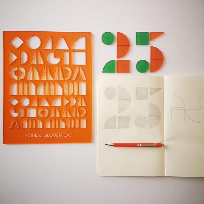 Image of Plantilla Figuras Geométricas