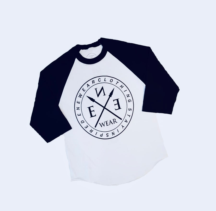 Image of LOGO BASEBALL TEE