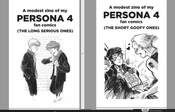 Image of Persona 4 zines - PWYW