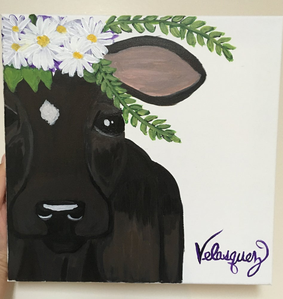 Image of Daisy Crown Cow