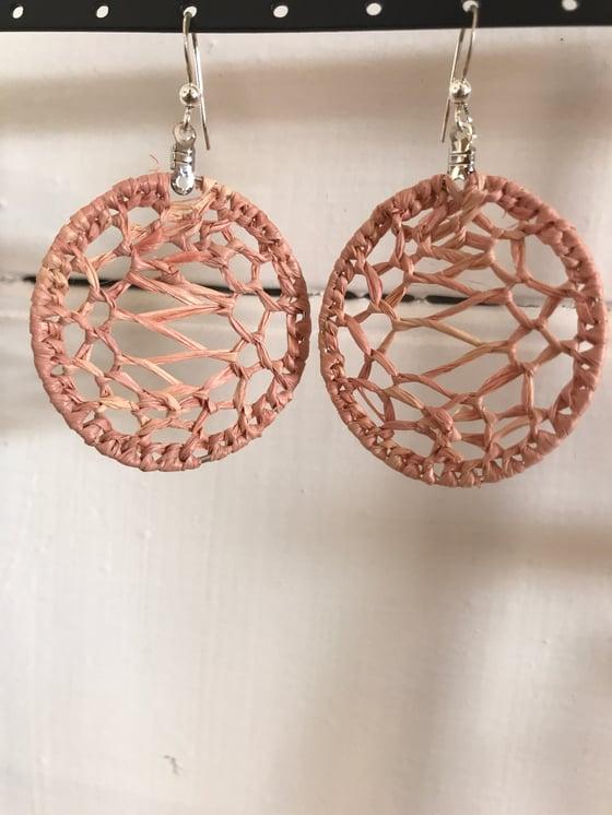 Image of Woven Earrings - Kupenga