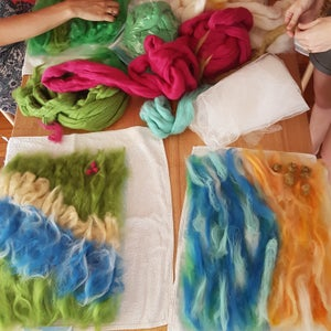 Image of Workshops - Create, Play, Learn