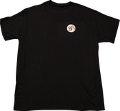 Image of SK8RATS Logo T-Shirt (Black)