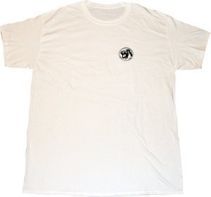 Image of SK8RATS Logo T-Shirt (White)