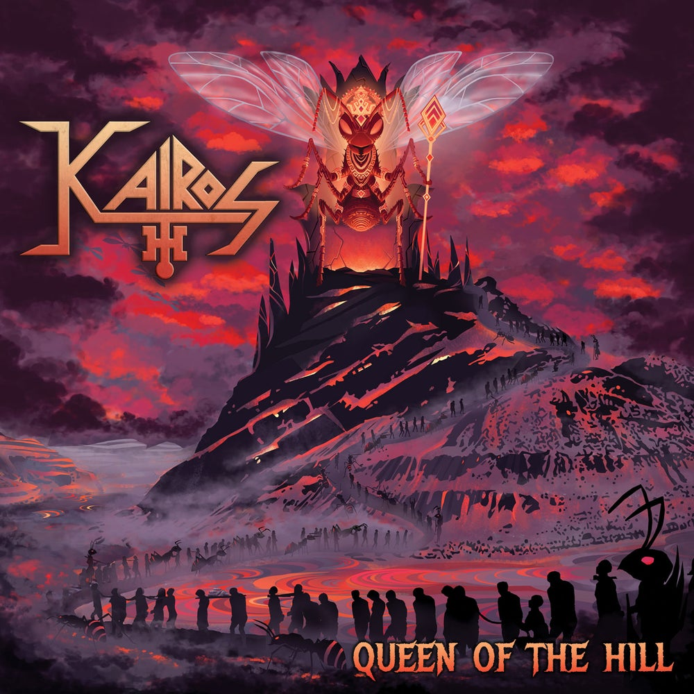 KAIROS – Queen of the Hill CD