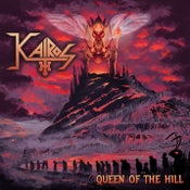 Image of KAIROS – Queen of the Hill CD