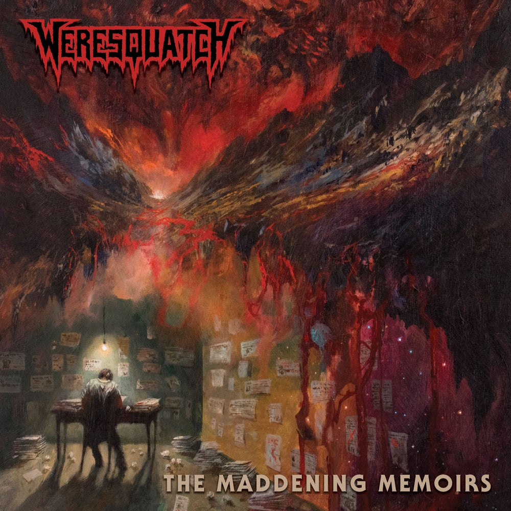 WERESQUATCH – The Maddening Memoirs CD